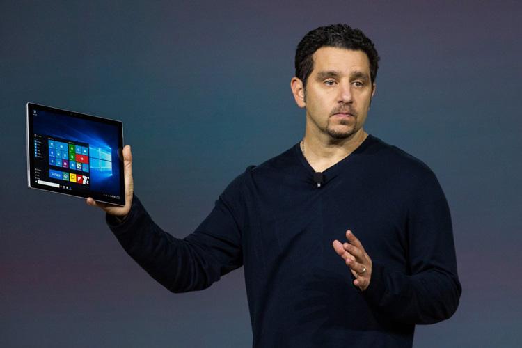 اجرای ویندوز روی تبلت ها