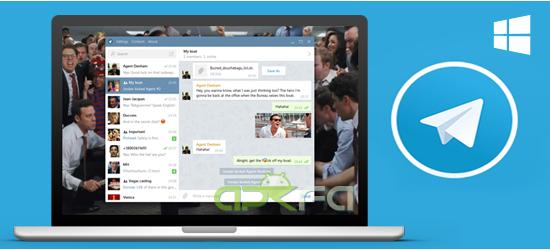 دانلود تلگرام ذسکتاپ